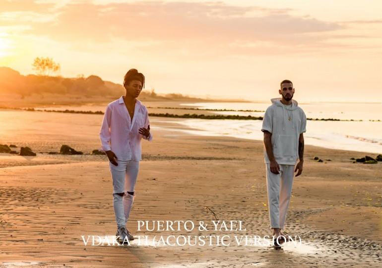 Hit Vďaka ti od Puerta a Yaela sa dočkal akustickej verzii