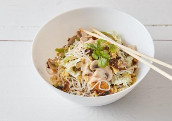Pripravte si doma chutné ázijské rezance: Ako na to?