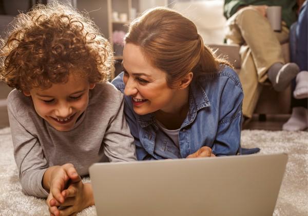 Strávte so svojimi deťmi karanténu efektívne
