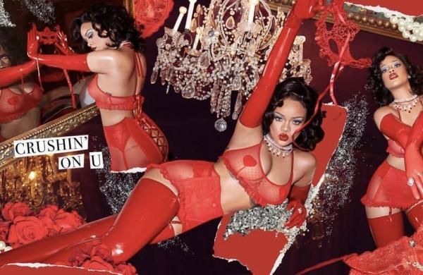 Rihanna sa opäť odviazala! V tomto outfite strávi Valentín