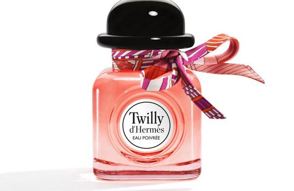 Hermés uvádza nádhernú vôňu Twilly d´Hermès Eau poivrée