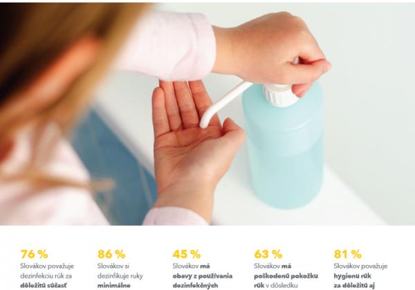 Riešenie dermatologických problémov, ktoré spôsobuje časté používanie dezinfekcie