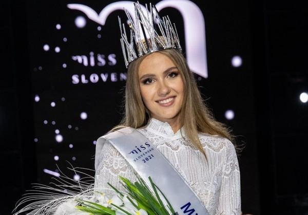 Novou Miss Slovensko je Sophia Hrivňáková z Banskej Štiavnice