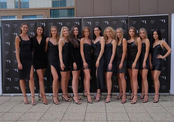 MISS SLOVENSKO 2021: Novou Miss Press je táto blondínka!