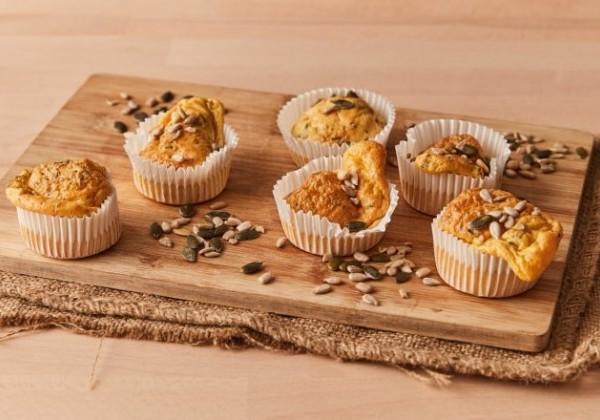 Pripravte si chutnú a rýchlu večeru: Slané muffiny na každú príležitosť