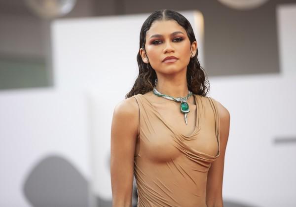 Sexi Zendaya na premiére filmu Duna