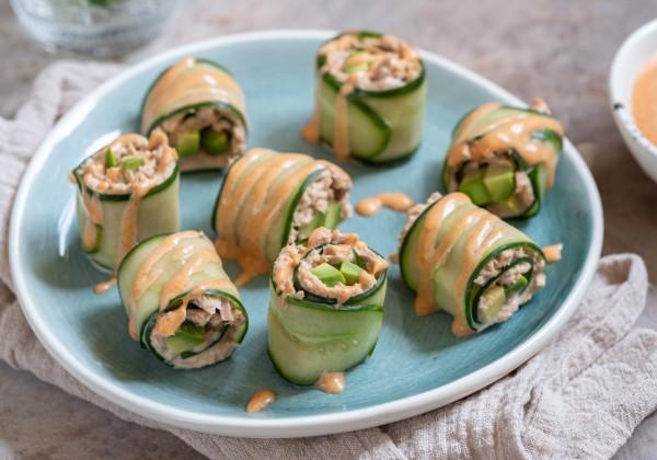 Máte radi sushi? Pripravte si ho v pohodlí domova jednoducho a rýchlo
