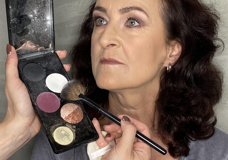 Make-up akadémia III. diel: Líčenie zrelej pleti